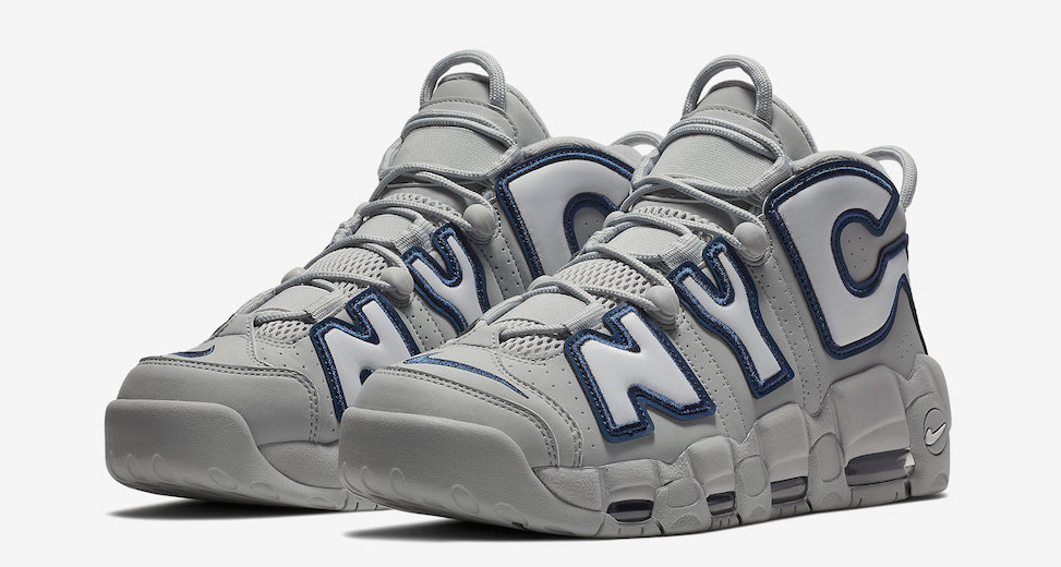 An official look at New York's More Uptempo