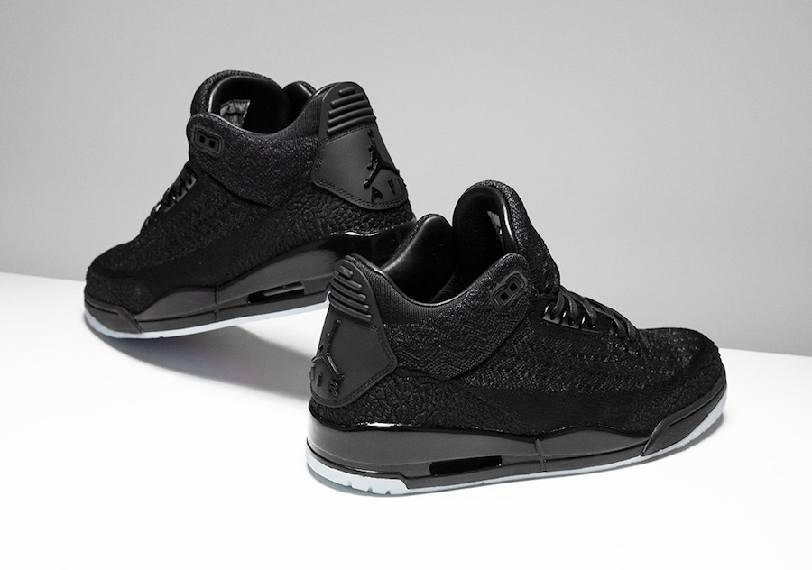 The Flyknit Jordan 3 Releases This Month!