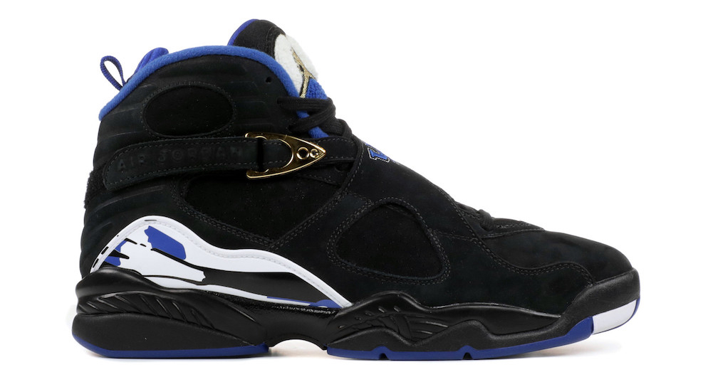 """These OVO """"Calipari"""" Air Jordan 8's can be yours for a cool $40k"""