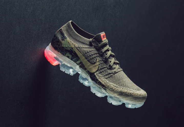 """This """"Neutral Olive"""" Vapormax releases on February 1st"""