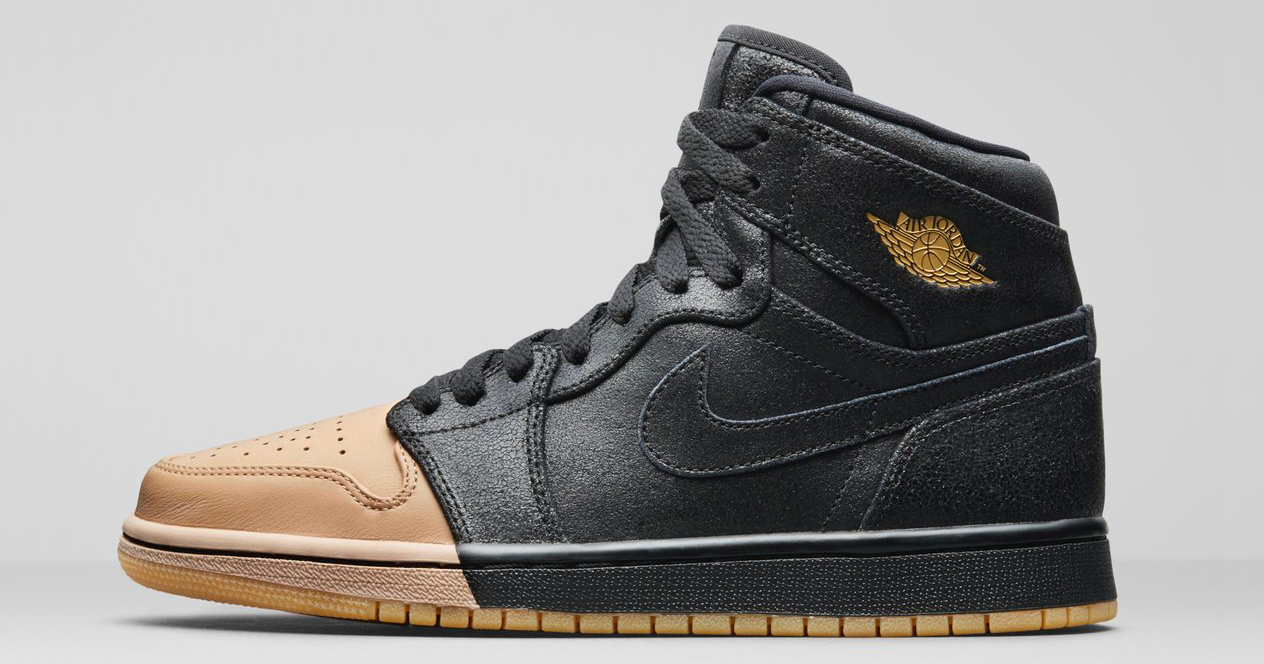 There's three Dipped Toe Air Jordan 1's on the way