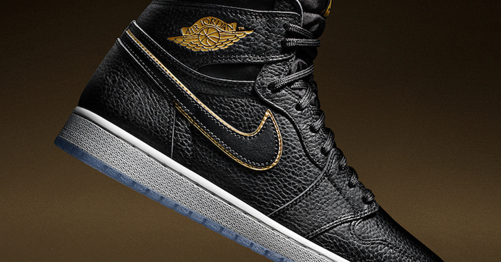 """The Air Jordan 1 """"L.A."""" releases today"""