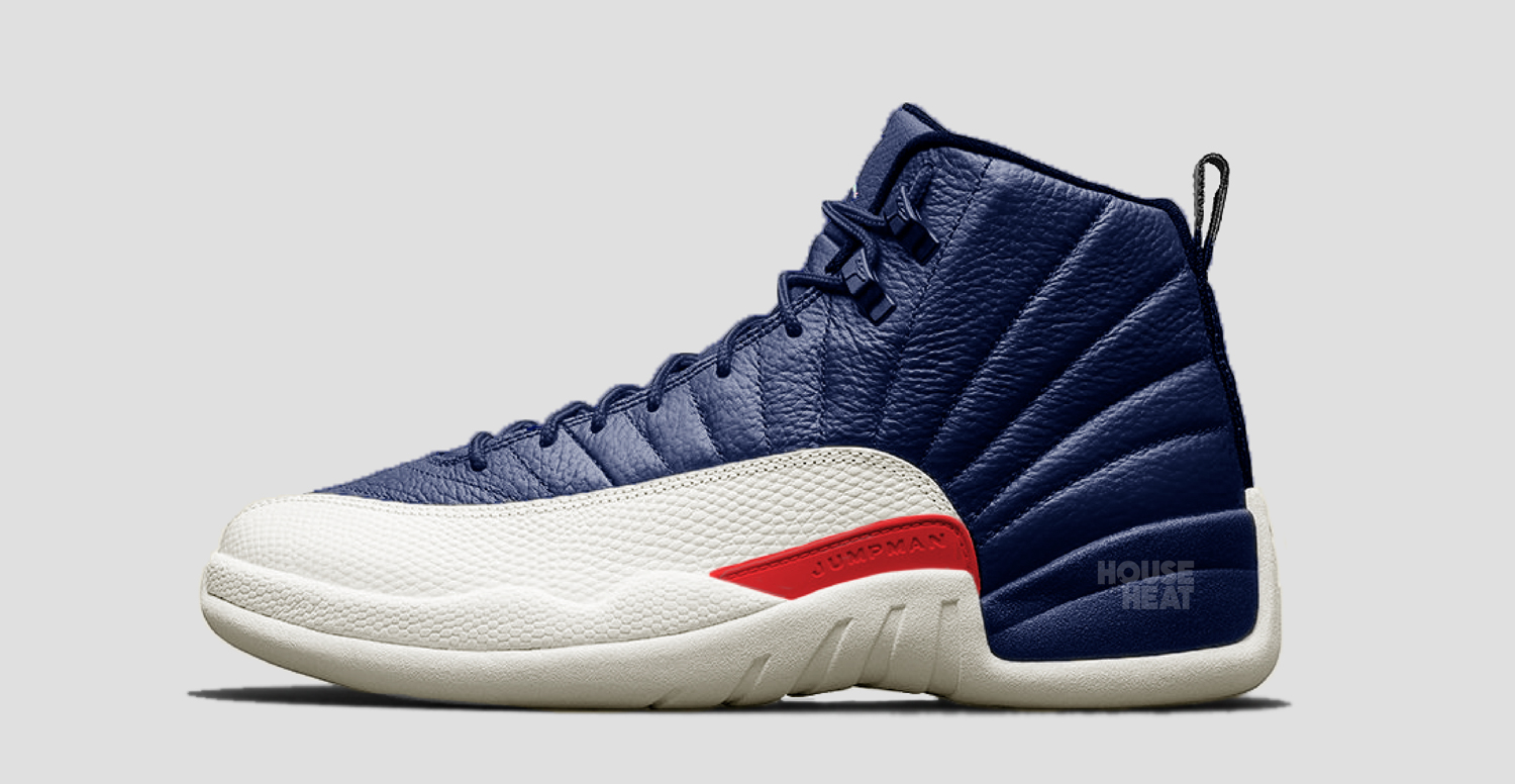 There's more new colorways of the Air Jordan 12 on the way for 2018