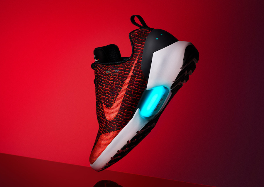 """The """"Habanero Red"""" Hyper Adapt releases this week"""