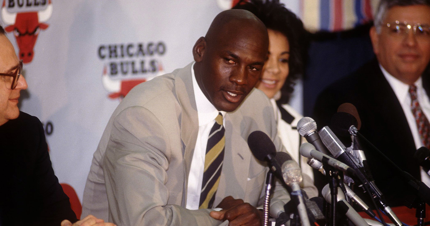 Did Michael Jordan Get Forced to Retire in 1993?