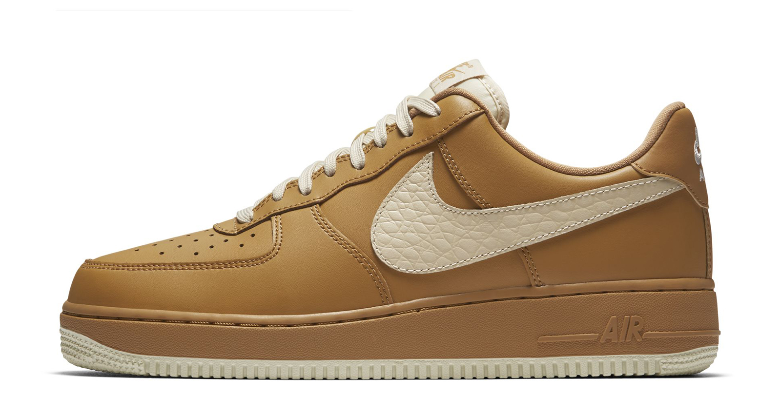 "FIRST LOOK : Nike Air Force 1 Low ""Tan"""