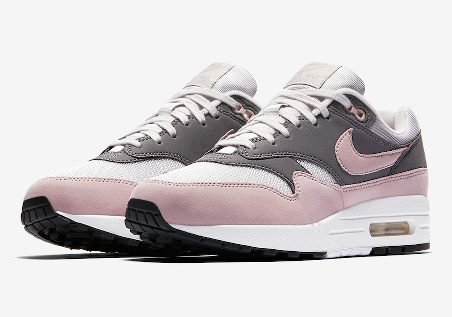 "These ""Grey Rose"" Air Max 1's are hitting stores soon"