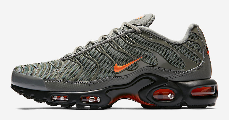 The next Air Max Plus has a serious Undefeated vibe