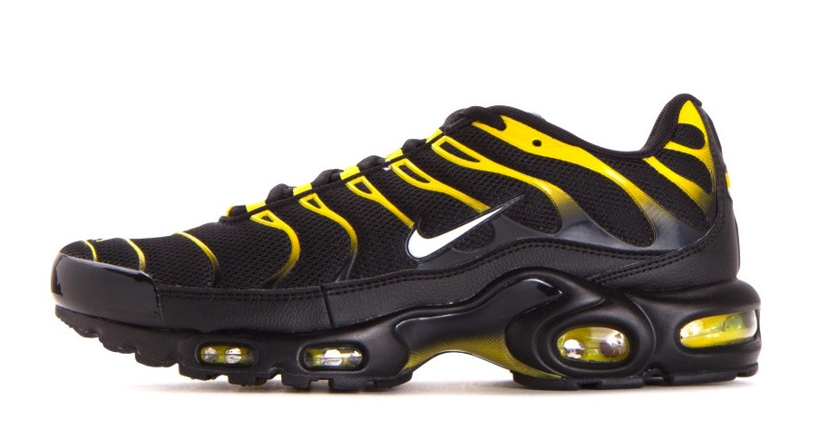 The Air Max Plus thunders on
