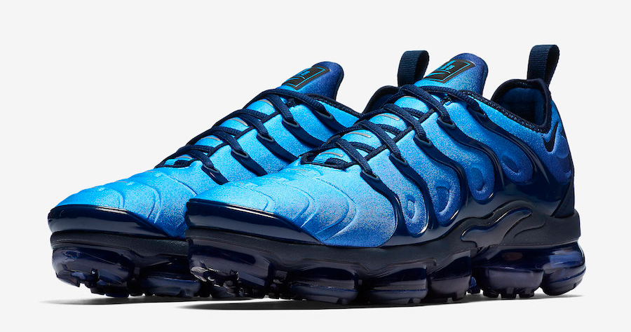 The Air Vapormax Plus launches in some pretty obscene colorways