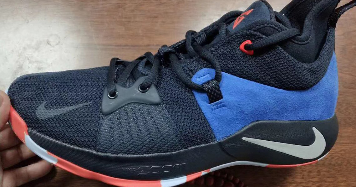 """FIRST LOOK : Nike PG 2 """"OKC"""""""