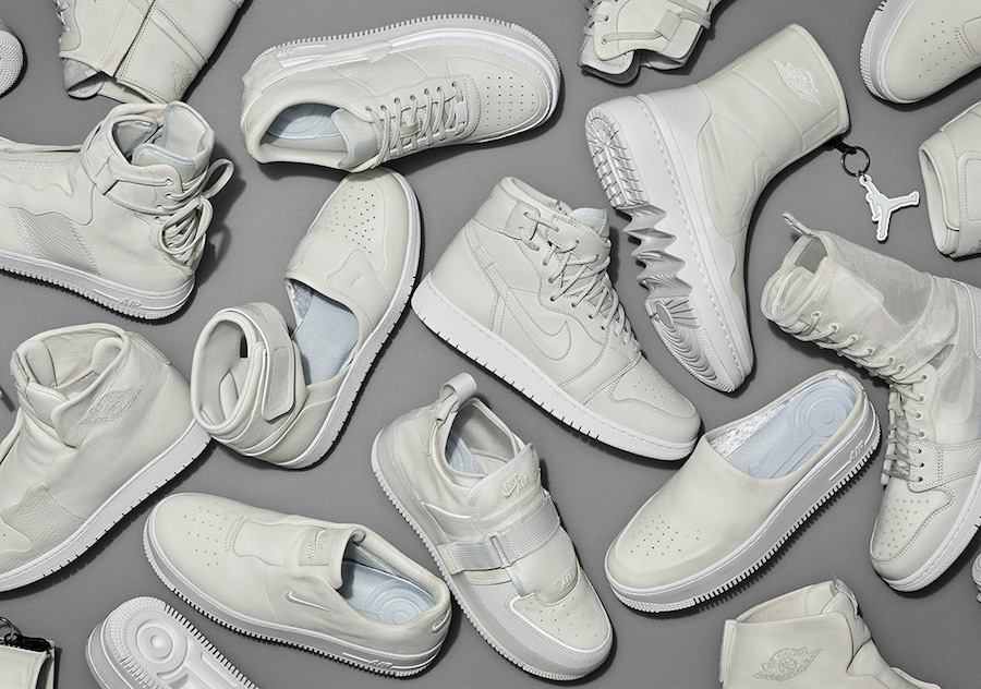 "14 of Nike's female designers are behind the ""The 1 Reimagined"" collection"
