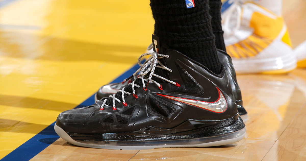 To celebrate LeBron's 30k career points, we take a look back at 30 of LeBron's best sneaker moments