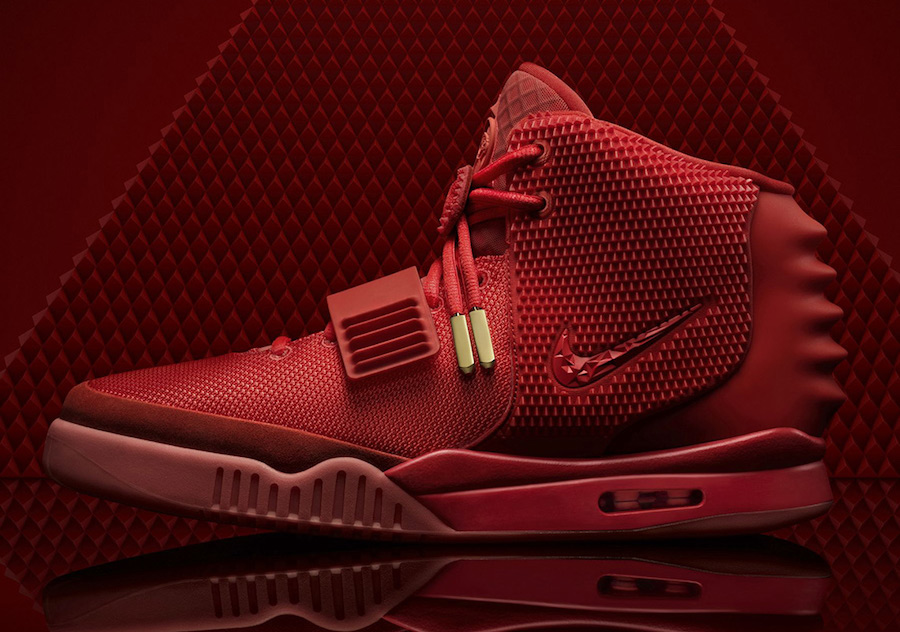 "Kanye plans to release more ""Red October"" Yeezys"