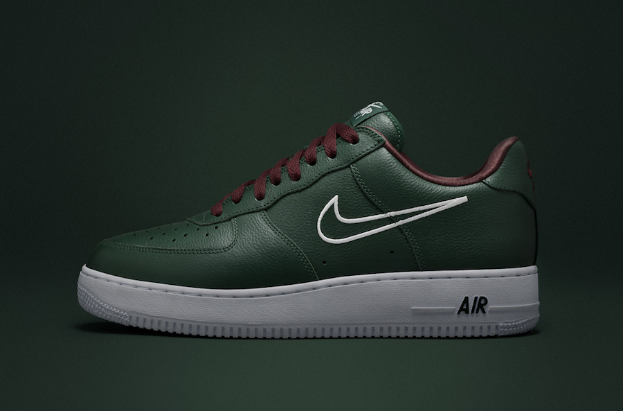 A classic Air Force 1 returns