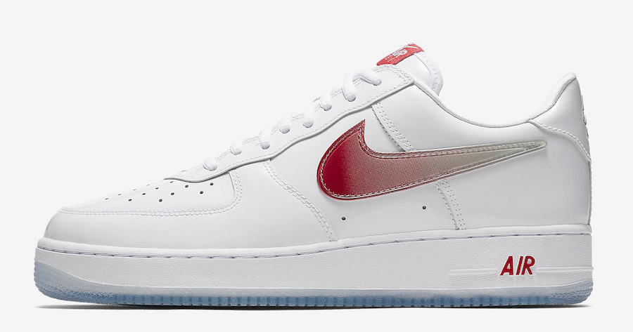 The 'Taiwan' Air Force 1 Low makes a return