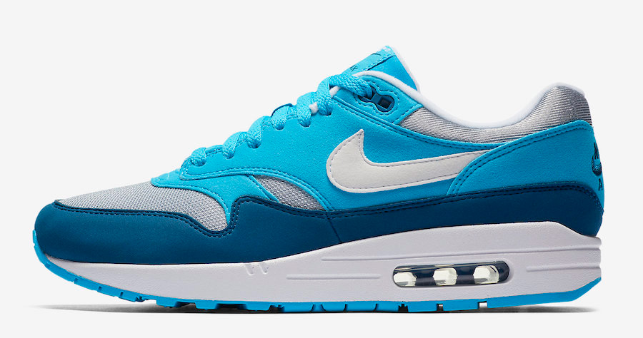 """Blue Fury"" is next for the Air Max 1"