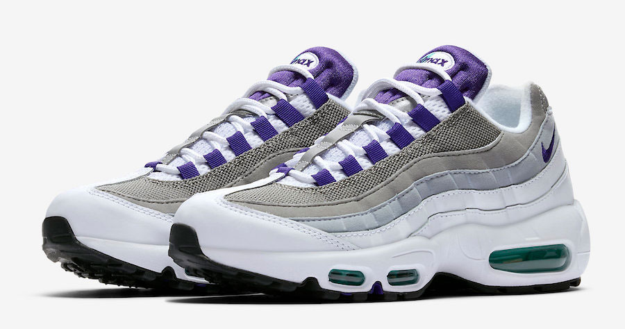 We're Grapeful for the return of this AM95 classic