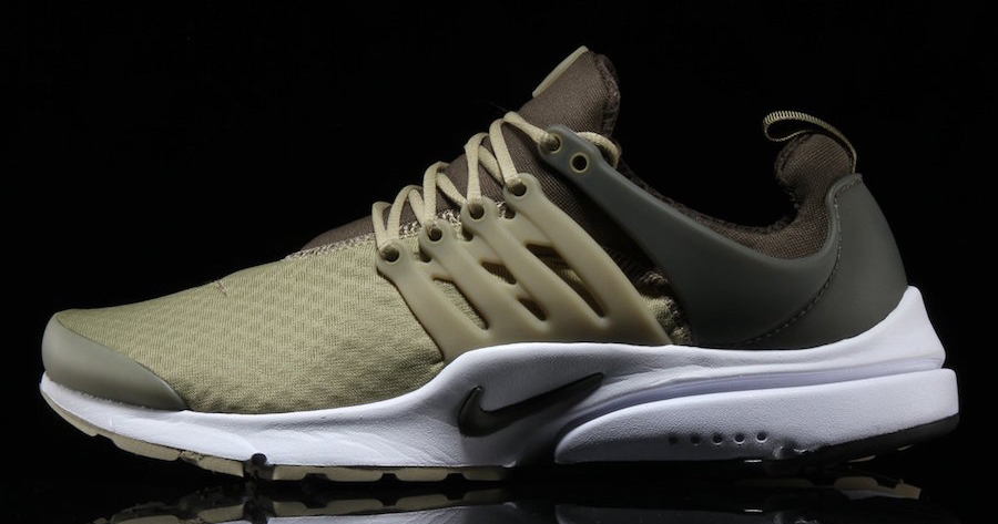 """The """"Neutral Olive"""" Nike Air Presto is available now"""