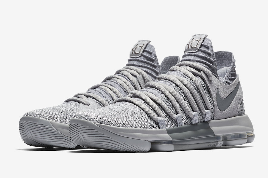 KD is going grey