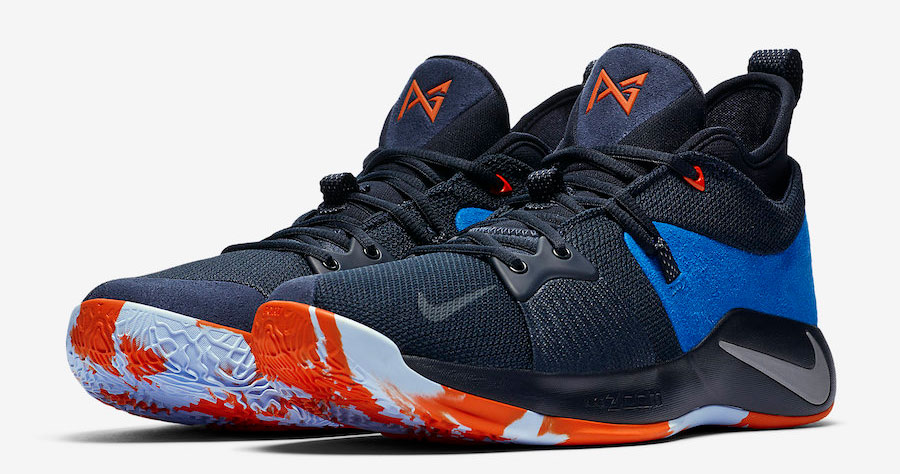 """Official images // Nike PG 2 """"OKC"""""""
