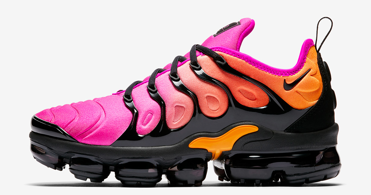 The latest Nike VaporMax Plus is wild AF