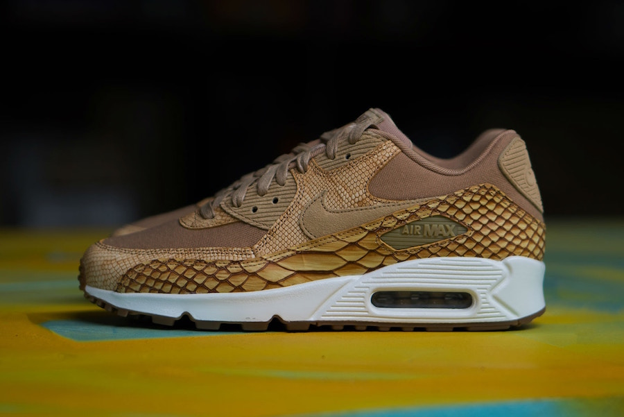 More animal-inspired Air Max 90's are available now
