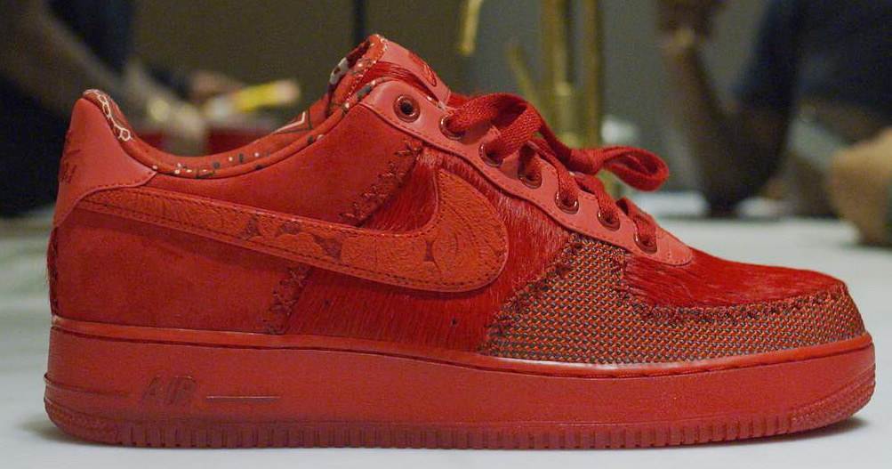 Odell Beckham's Latest AF1 Collab is Limited to Just 100 pairs