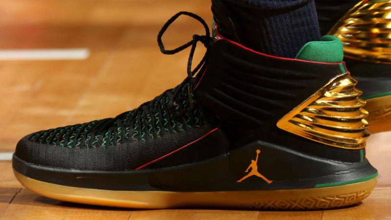 There is a BHM Jordan 32 afterall