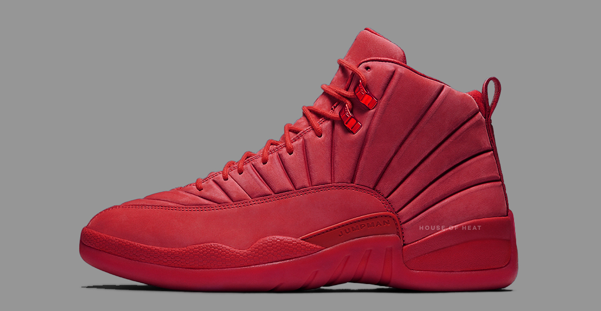 "The Concept Lab // PSNY x Air Jordan 12 ""Red October"""