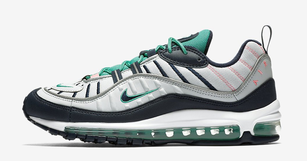 The Air max 98 is heading on vacation