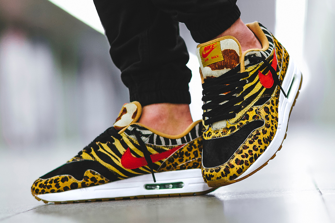 On foot looks at the Atmos Animal Pack