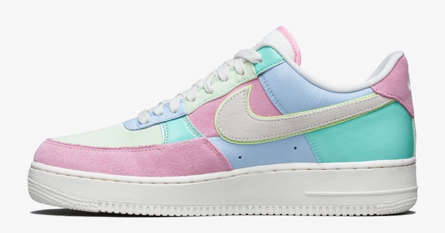 """Nike's """"Easter Egg"""" Air Force 1 is still on ice"""