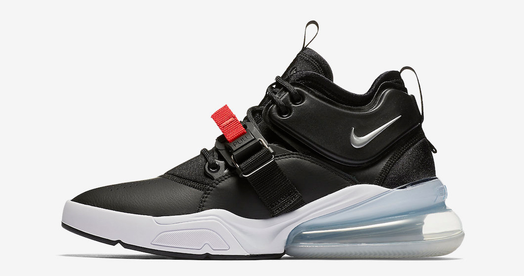 """Black Metallic"" is next up for the Air Force 270"