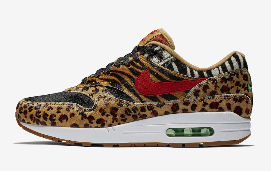 Official images // atmos x Nike Air Max 1