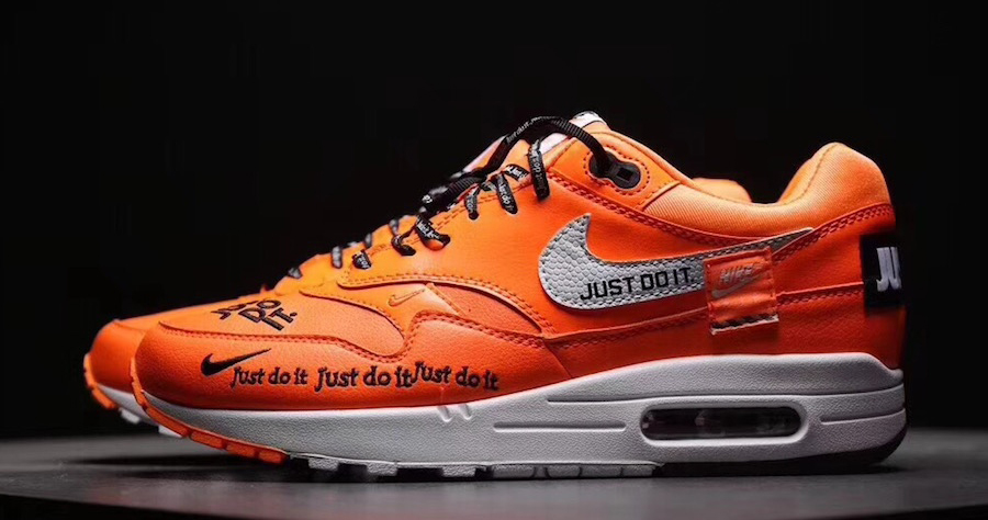 """First Look // Air Max 1 """"Just Do It"""""""