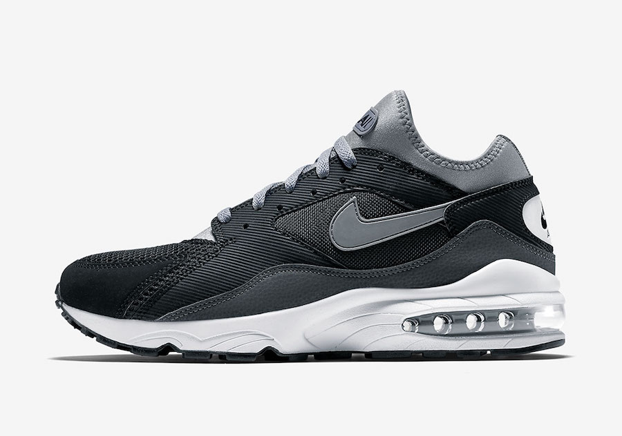 The Air Max 93 won't get left in the Shadows