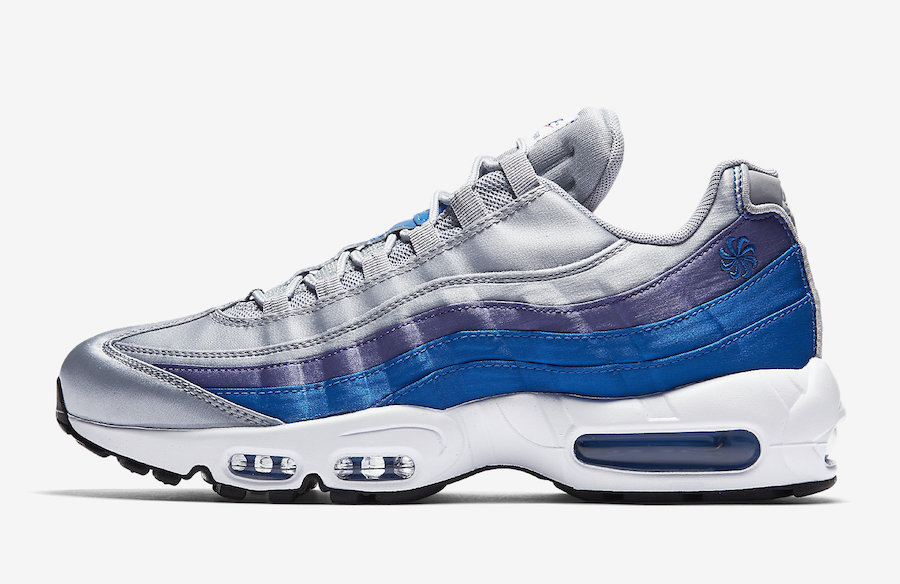 Feeling a little blue? Don't sweat it. There's More 95's on the way for Air Max Month