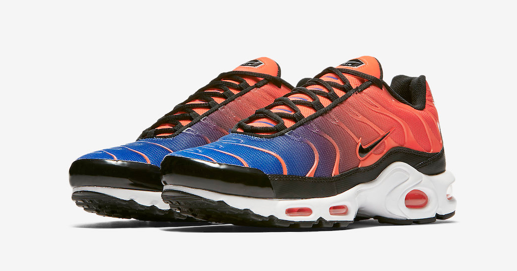 The Air Max Plus gets faded – again
