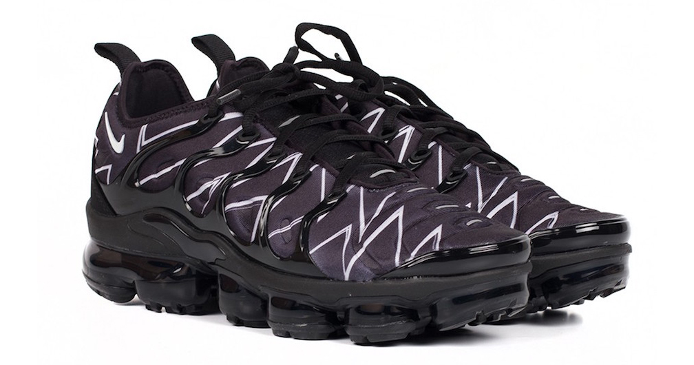 The VaporMax Plus bares it's teeth
