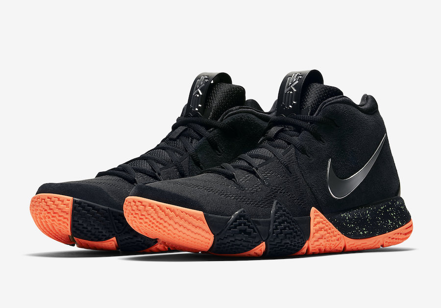 This Kyrie 4 is 5 months late