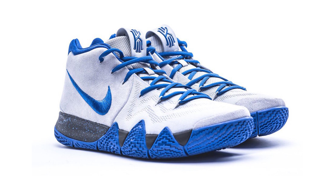 "First Look // Kyrie 4 ""Duke"""