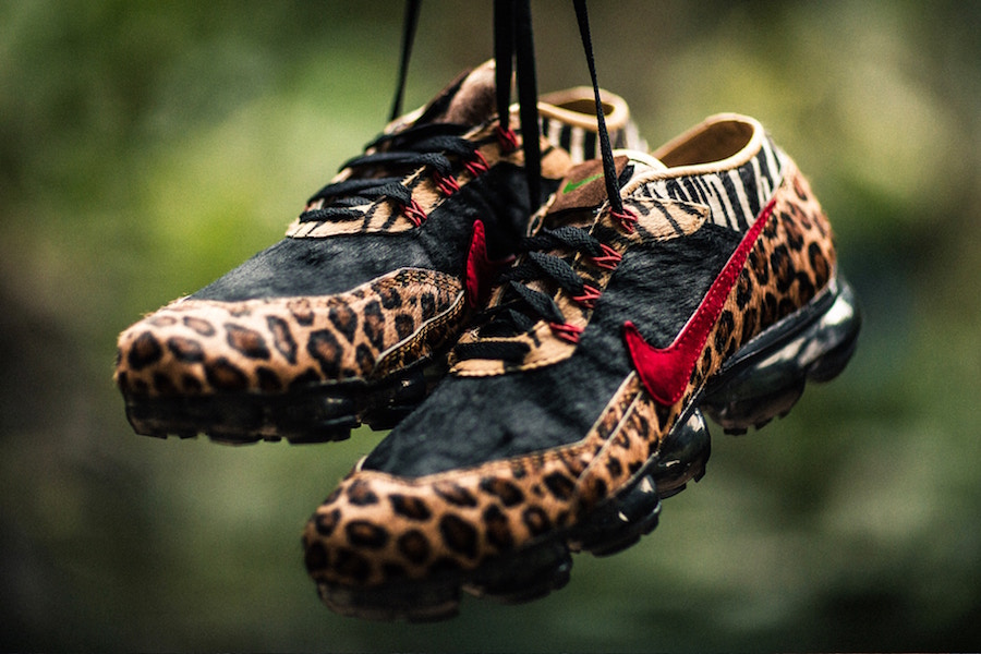 These VaporMax's celebrate the atmos Animal Pack