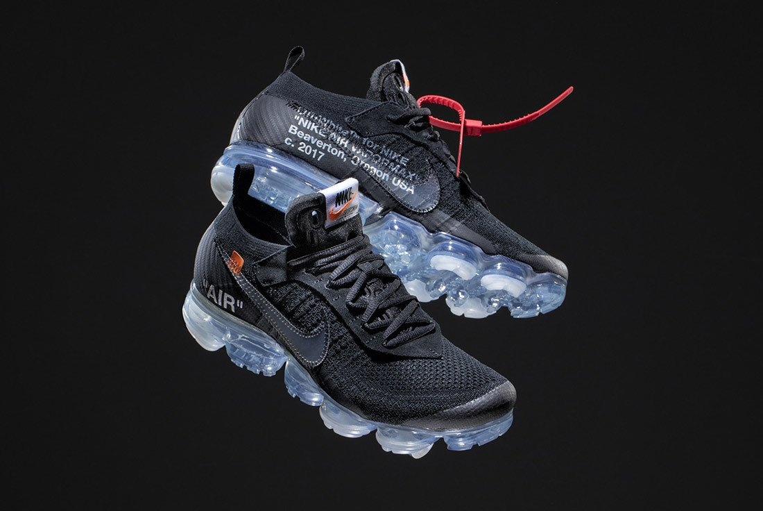 Where to cop the Off-White VaporMax this weekend
