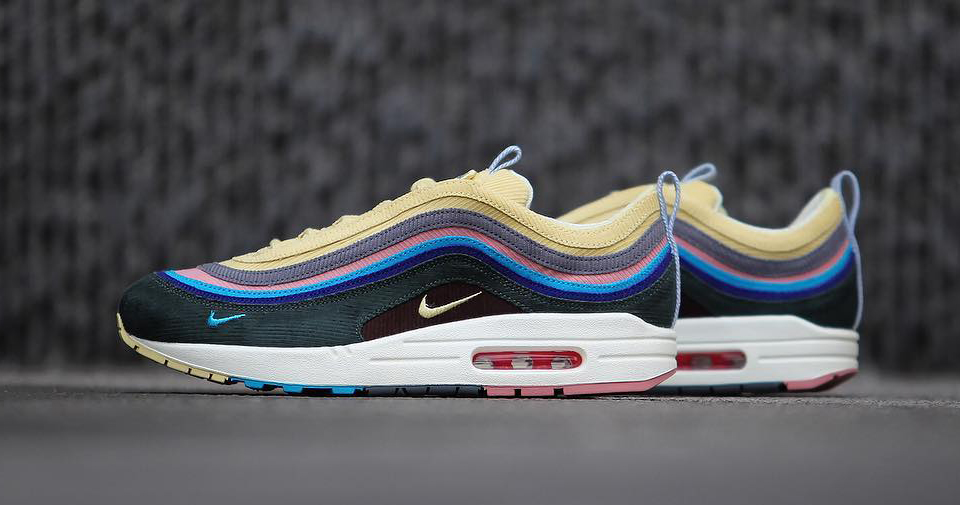 Detailed look // Sean Wotherspoon's AM1/97