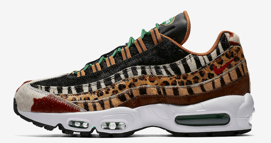 Official images // atmos x Nike Air Max 95