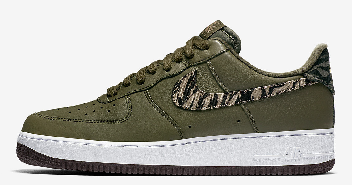 These patterned AF1 Lows get the tick of approval