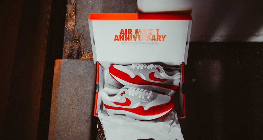 """The """"Anniversary"""" Air Max 1 restocks this month"""