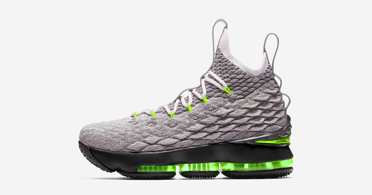 """Air Max 95 """"Neon"""" inspired LeBrons expected to drop tomorrow on #LeBronWatch"""