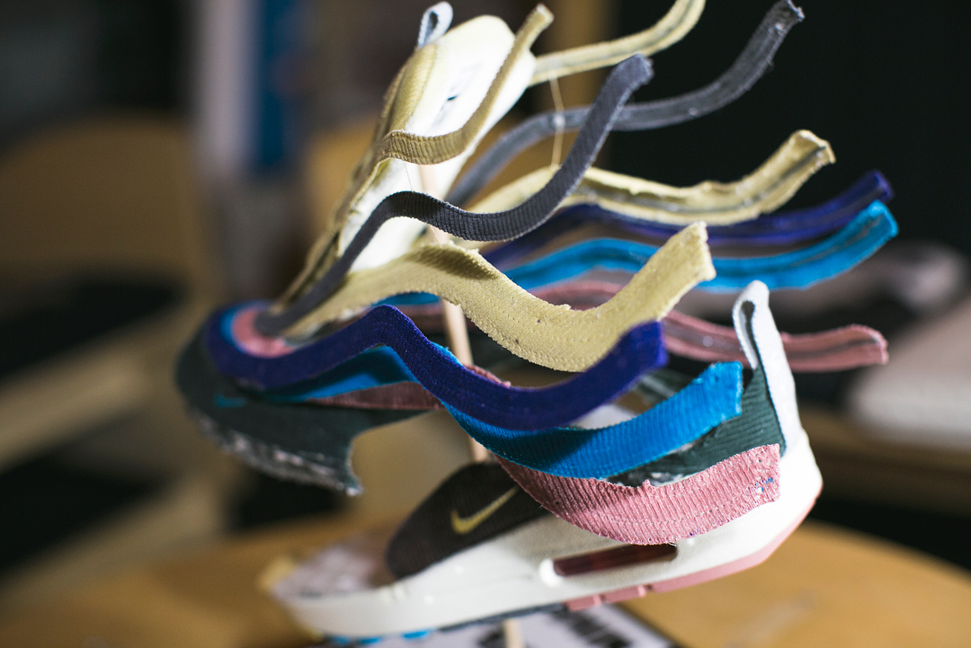 This sneaker artist destroys coveted releases